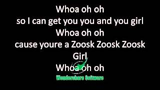 Download Zoosk Girl Flo Rida Ft. T-Pain Lyrics MP3 song and Music Video