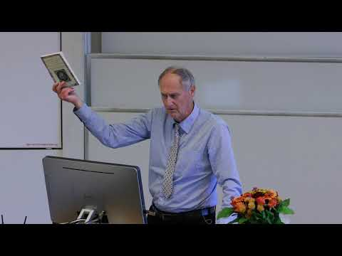 Bo Sandelin presenterar Samuel Pufendorf