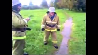 Веселые пожарные приколы