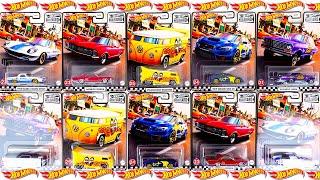 ホットウィール 開封 ブールバード 2021 MIX1 コスモスポーツ スバルWRX STI ワーゲンバスなどミニカー コレクション Hot Wheels BOULEVARD 2021MIX1