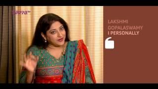 I Personally - Lakshmi Gopalaswamy - Part 3 - Kappa TV