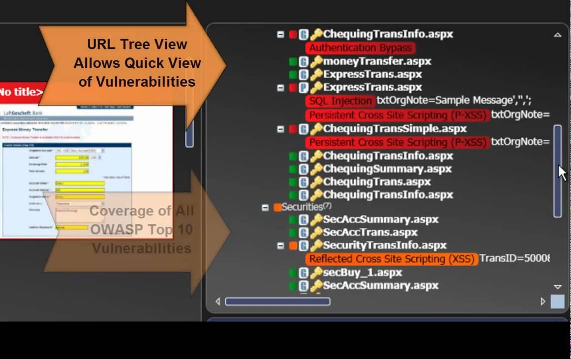 Web application penetration testing jsp have