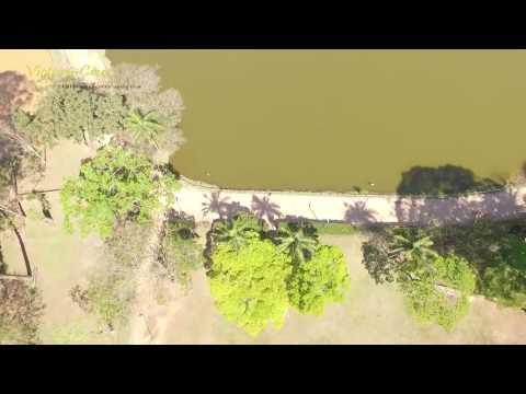 FILMAGEM COM DRONE NO PARQUE DO CARMO.