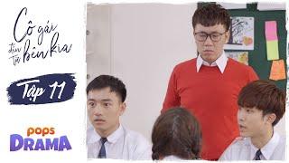 Phim Ma Học Đường Cô Gái Đến Từ Bên Kia | Tập 11 |K.O,Emma,Quỳnh Trang,Thông Nguyễn,Hoài Bảo,Uyển Ân