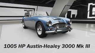 How Fast Will It Go? 1965 Austin-Healey 3000 Mk III (Forza Horizon 4)