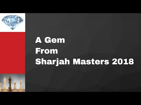A Gem From Sharjah Masters 2018