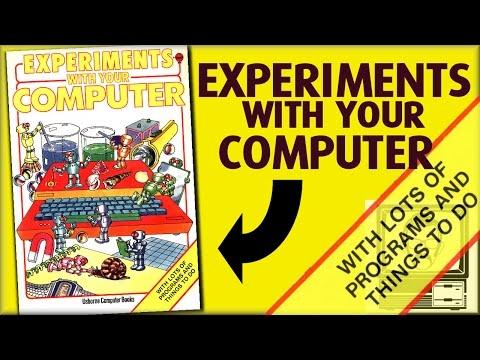 Experiments With Your Computer [Quick Flick]   Nostalgia Nerd