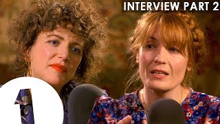 """""""It's too personal"""": Florence + The Machine didn't think she'd release new song 'Hunger' 