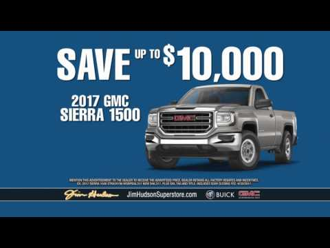 Save up to $10k on New GMCs during our Upgrade Event!