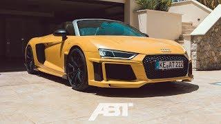 ABT R8 Spyder Cinematics | ABT Sportsline