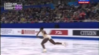 World Figure Skating Championships 2015. SP. Mae Berenice MEITE マエベレニスメイテ 検索動画 26