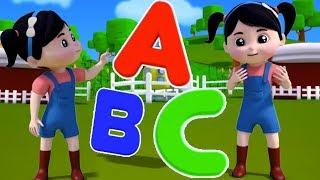 ABC canzone imparare gli alfabeti inglesi educativo canzone alfabeti per i bambini ABC Song For Kids