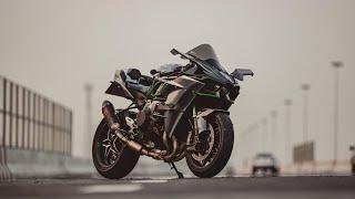 Kawasaki H2 แต่งสวยๆเท่ๆ