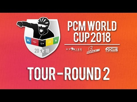 PCM WORLD CUP 2018 | Road Tour | Round 2 | Group A of the death