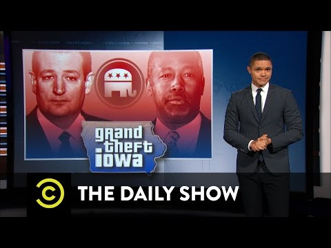 Ted Cruz's Iowa Caucus Win: The Daily Show
