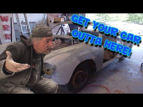 BAD CUSTOMER At The Paint And Body Shop! -- Extreme FAIL!