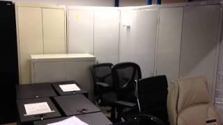 Sandusky And Hon Metal Storage Cabinets