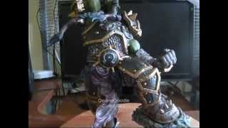 World of Warcraft Action Figure Orc Warchief Thrall