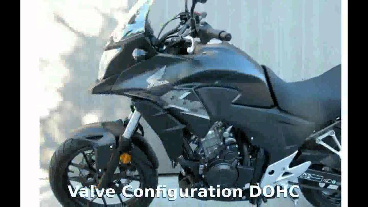 2014 Honda CB 500X ABS - Specs - YouTube