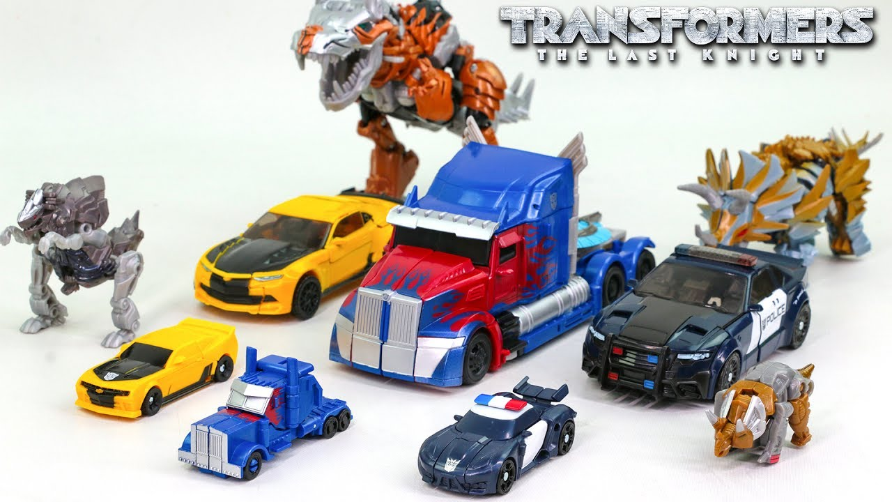 Transformers toys bumblebee vs barricade