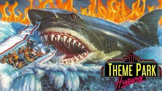The Theme Park History of Jaws The Ride Universal Studios Florida
