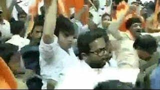In Mumbai, Shiv Sena protests against Pakistani band