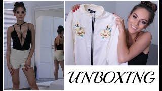 Unboxing věcí z Irisie | TRY ON