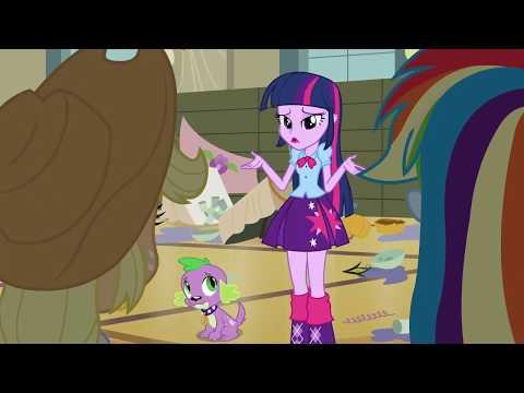 Equestria Girls Dijampi (RRMV)