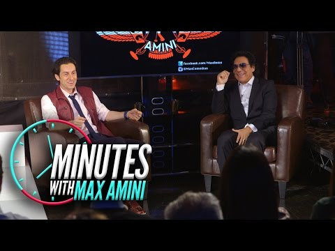 Minutes With Max Amini Season 2 Ep 12 دقیقه هایی با مکس امینی فصل ۲ قسمت ۱۲
