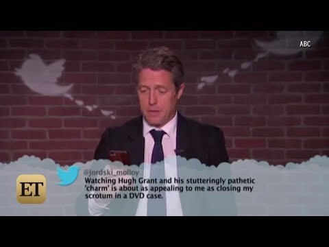 Ryan Gosling, Zac Efron, Kate Hudson and More Stars Read Hilarious 'Mean Tweets'