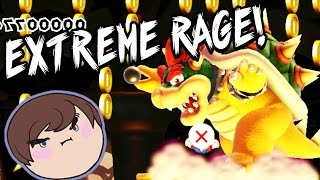 "Super Mario Maker YouTuber Levels - Part 1 (RubberNinja) ""EXTREME RAGE!"""