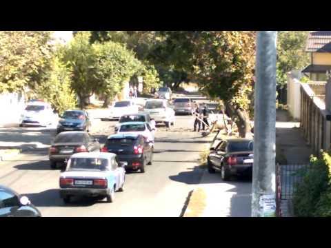 Одесса, новая полиция и упавшее дерево