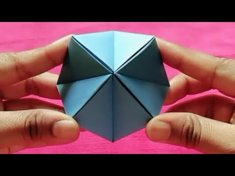 DIY | How to make a Paper Crafts at home
