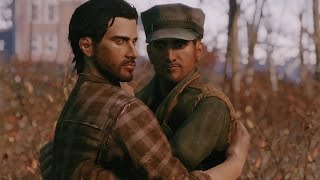 MacCready Romance Quests Fallout 4