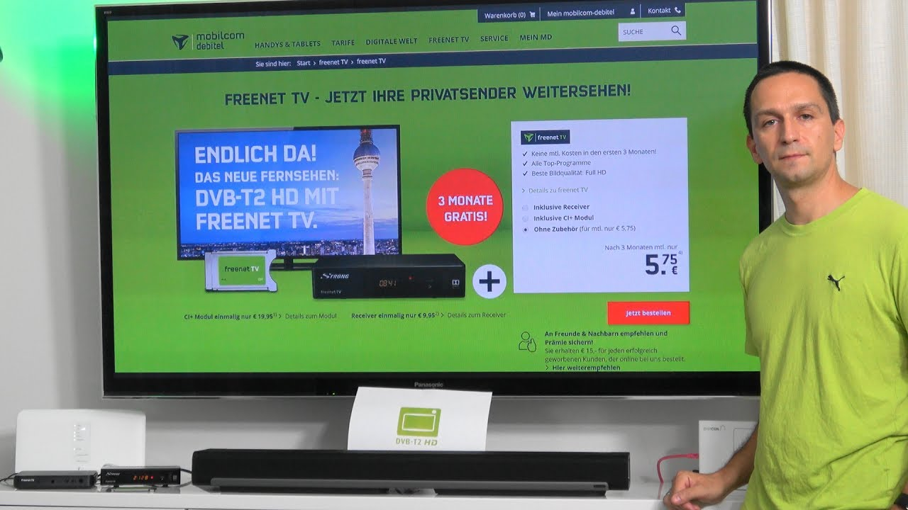 Freenet Hd