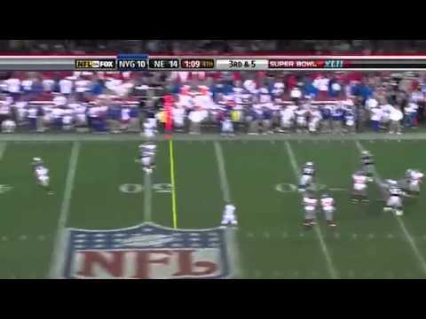 Ny Giants - The Helmet Catch 1(Eli to David Tyree)