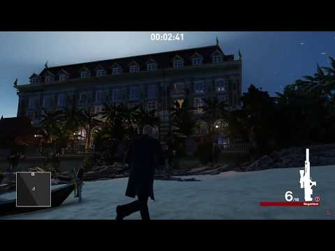 Hitman Out Of Map In Bangkok The Source Youtube
