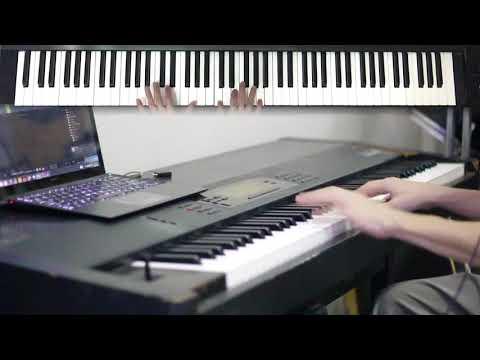 Jaz - Teman Bahagia (Piano Cover)
