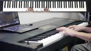 Jaz Teman Bahagia Piano Cover