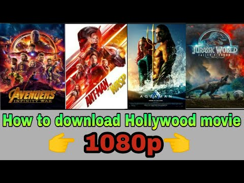 How To Download Hindi Dubbed Hollywood Movies In( 1080p )  -2019