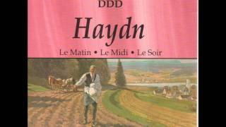 Alberto Lizzio - Haydn: Le Matin; Le Midi; Le Soir