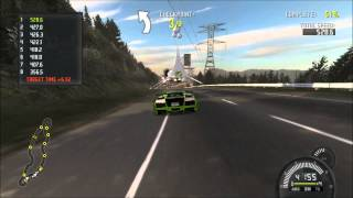 Need for Speed: Pro Street Gameplay (PC HD)
