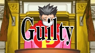 Phoenix Wright: Ace Attorney Trials And Tribulations - Game Over (All Cases 1-5)
