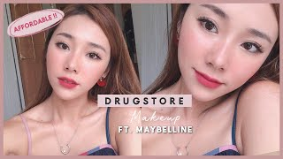ONE BRAND MAKEUP WITH MAYBELLINE | MONGABONG