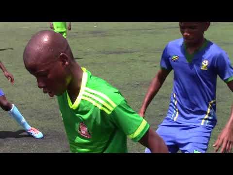 Tanzania Football Federation U 17 vs. JMK Youth U 14, 2nd Half (5:0)