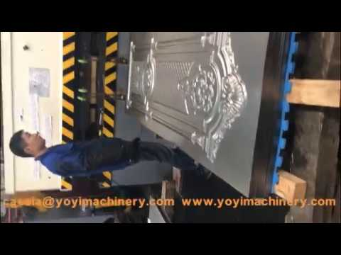 Lebanon metal door press machine, metal door dies and mold manufacture