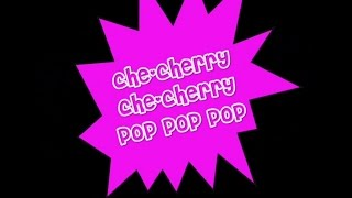 ALEXANDRA STAN - CHERRY POP LYRICS