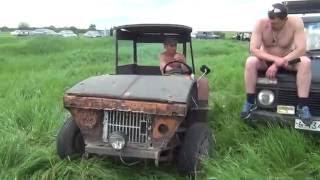 Супер трактор москвич40 -й