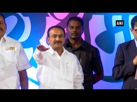 Telangana Minister Etela Rajendra kicks off Oil and Natural Gas conservation campaign