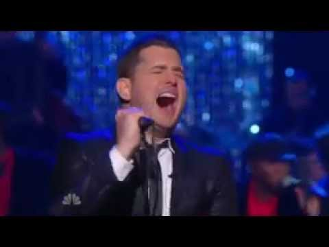 Michael Buble - Blue Christmas (A Michael Buble Christmas) - YouTube
